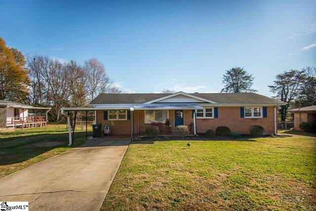 3 Woodridge Drive, Greenville, SC 29611 (#1433234) :: J. Michael Manley Team