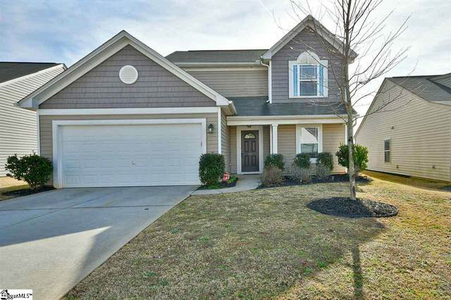 10 Allamanda Way, Simpsonville, SC 29680 (#1433716) :: Hamilton & Co. of Keller Williams Greenville Upstate