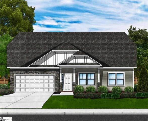 121 Braemar Knoll Drive Lot 4, Greer, SC 29651 (#1433963) :: Hamilton & Co. of Keller Williams Greenville Upstate