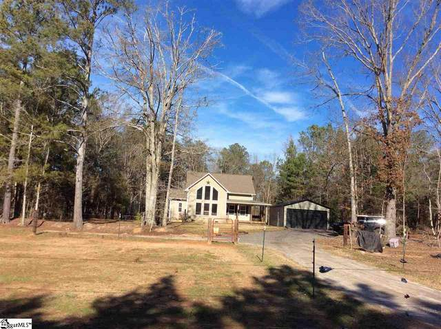 140 Fred Bradford Road, Iva, SC 29655 (#1434437) :: Coldwell Banker Caine