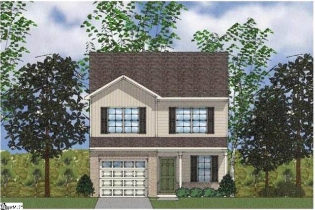 1216 Paramount Drive Evans - Lot 4, Lyman, SC 29365 (#1434479) :: Coldwell Banker Caine