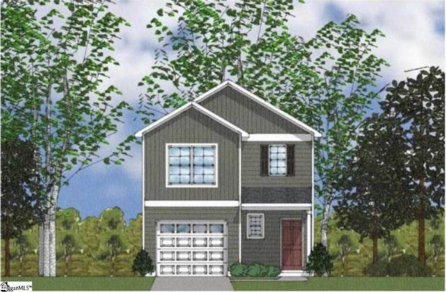 1224 Paramount Drive Dawson, Lot 6, Lyman, SC 29365 (#1434483) :: Coldwell Banker Caine