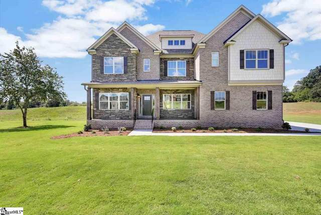 34 Leafmore Court Lot #22, Simpsonville, SC 29680 (#1435200) :: The Robby Brady Team