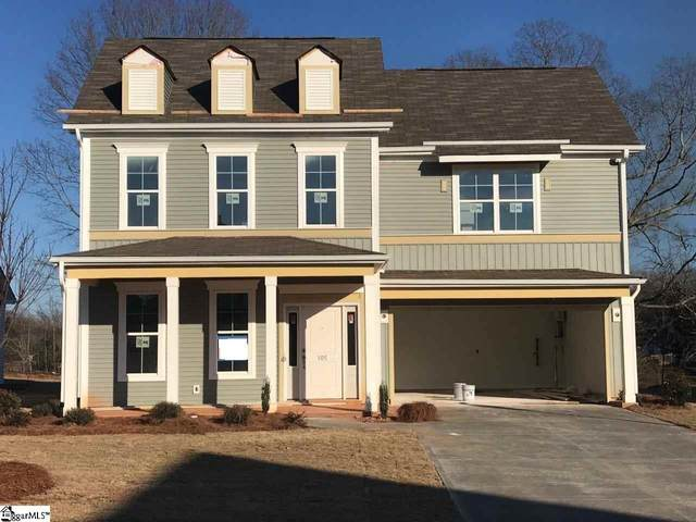 105 Sevan Lane, Easley, SC 29642 (#1435327) :: Expert Real Estate Team