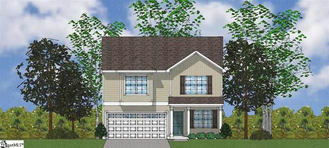 217 Celebration Avenue Home Site 20 - , Anderson, SC 29625 (#1435505) :: Coldwell Banker Caine