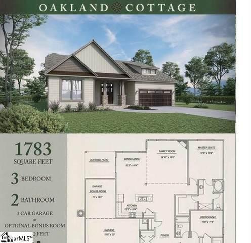 702 Silver Pines Lane, Duncan, SC 29334 (#1435546) :: Hamilton & Co. of Keller Williams Greenville Upstate