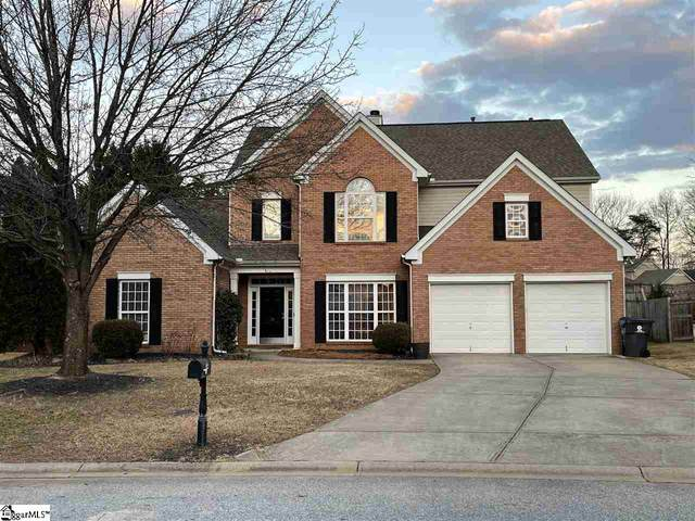 34 Collier Lane, Greer, SC 29650 (#1435615) :: The Toates Team