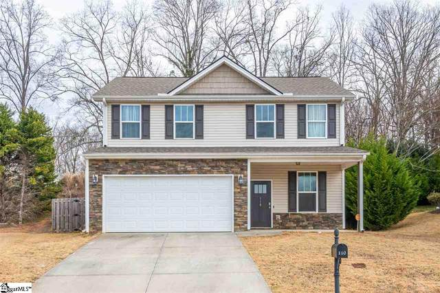 110 Meeker Court, Easley, SC 29642 (#1435730) :: Hamilton & Co. of Keller Williams Greenville Upstate