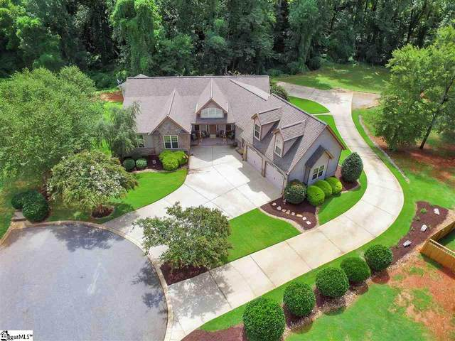 520 Magnolia Creek Court, Greer, SC 29651 (#1435823) :: Modern