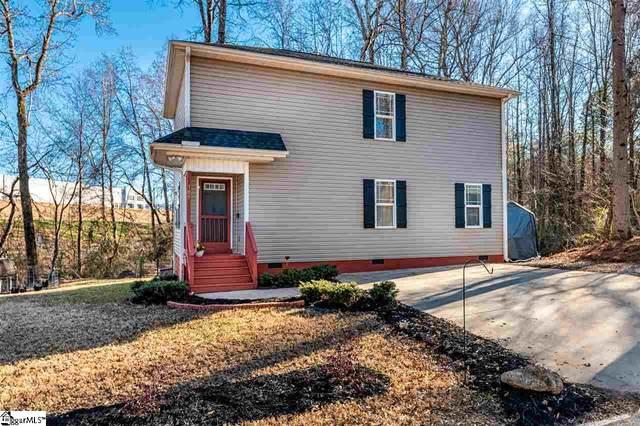305 Pleasant Drive, Greer, SC 29651 (#1435844) :: Hamilton & Co. of Keller Williams Greenville Upstate