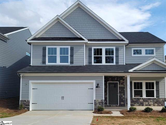 229 Dillon Circle Lot 12, Spartanburg, SC 29307 (#1435883) :: Coldwell Banker Caine
