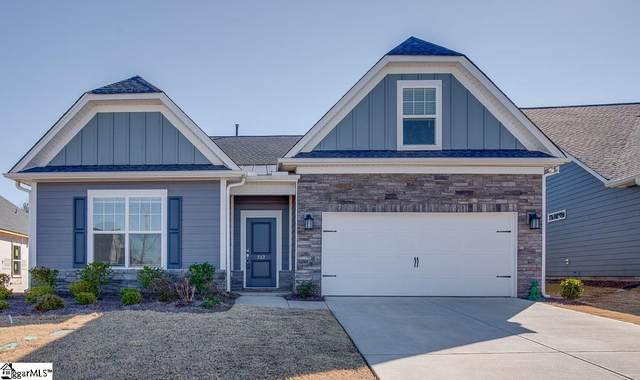312 White Peach Way, Duncan, SC 29334 (#1436077) :: Coldwell Banker Caine