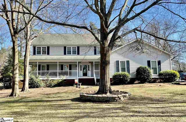 180 Sandstone Drive, Taylors, SC 29687 (#1436352) :: Coldwell Banker Caine