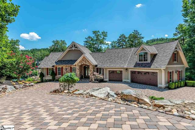 115 Mossy Way, Six Mile, SC 29682 (#1436383) :: Hamilton & Co. of Keller Williams Greenville Upstate