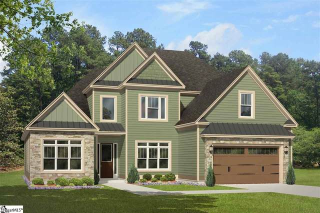 107 Everly Court Lot 4, Travelers Rest, SC 29690 (#1436423) :: The Haro Group of Keller Williams