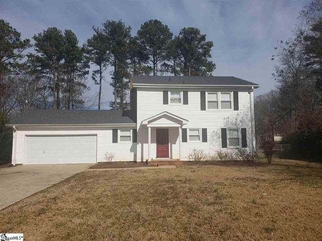 207 Pine Tree Drive, Simpsonville, SC 29680 (#1436866) :: Hamilton & Co. of Keller Williams Greenville Upstate