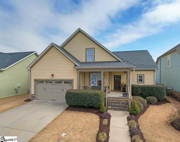 110 Lawndale Drive, Greer, SC 29651 (#1437183) :: Coldwell Banker Caine