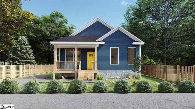 207 Mcgarity Street, Greenville, SC 29605 (#1437262) :: Green Arc Properties