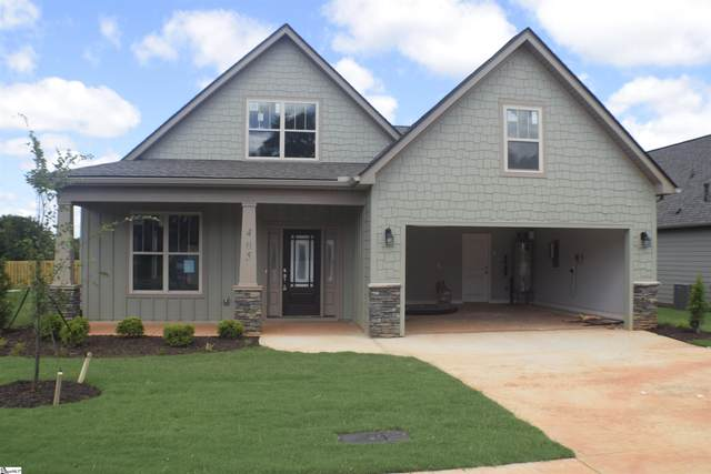 405 Wynstone Place Lot 58, Greenville, SC 29607 (#1437501) :: J. Michael Manley Team