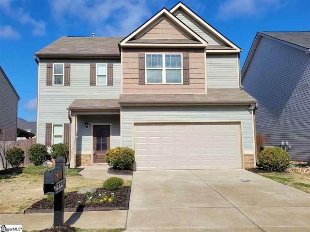 333 Barrett Chase Drive, Simpsonville, SC 29680 (#1437502) :: Modern