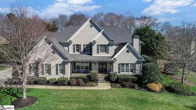 613 Brixton Circle, Simpsonville, SC 29681 (#1437596) :: Hamilton & Co. of Keller Williams Greenville Upstate