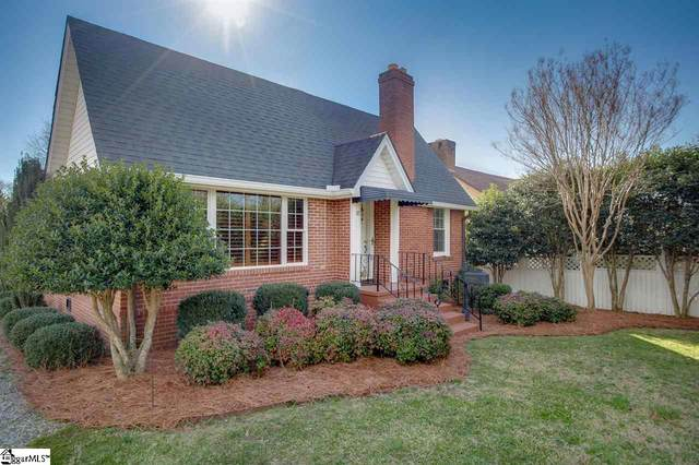 10 Sycamore Drive, Greenville, SC 29607 (#1438165) :: DeYoung & Company