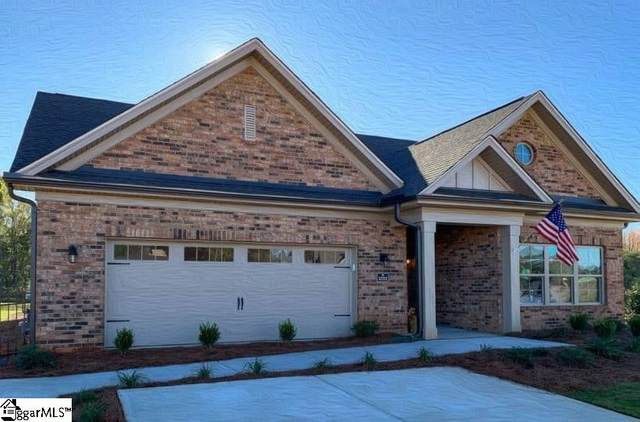 249 Courtyard Court, Greer, SC 29650 (#1438384) :: Expert Real Estate Team