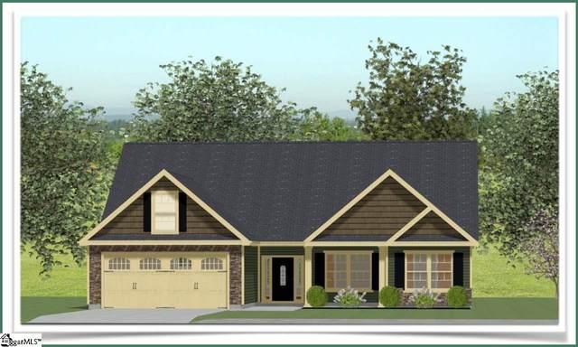 208 Rich Haven Lane, Greer, SC 29651 (#1438471) :: Modern