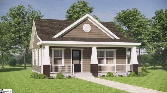 105 Dillon Drive, Clinton, SC 29325 (#1438475) :: DeYoung & Company