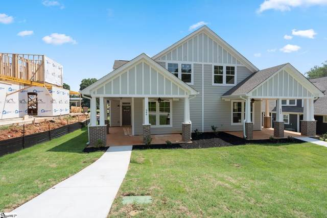 544 Twin Lake Road, Greenville, SC 29609 (#1438550) :: Coldwell Banker Caine