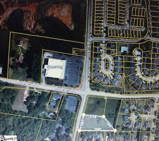 00 Holland Road, Simpsonville, SC 29681 (#1438572) :: Hamilton & Co. of Keller Williams Greenville Upstate
