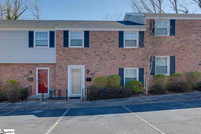 815 Edwards Road Unit 72C, Greenville, SC 29615 (#1438661) :: Hamilton & Co. of Keller Williams Greenville Upstate