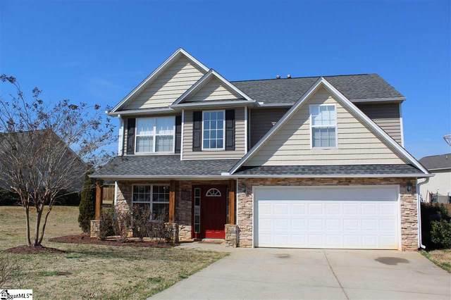 1007 Blythwood Drive, Piedmont, SC 29673 (#1439237) :: Modern