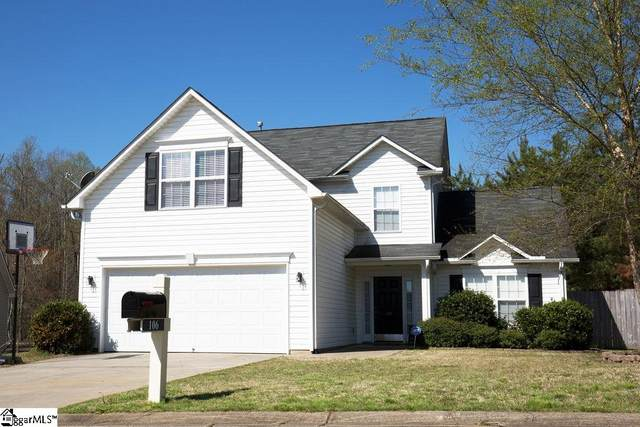 106 Wood Hopper Court, Easley, SC 29642 (#1440674) :: Coldwell Banker Caine