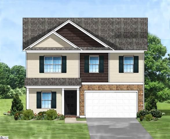 6 Pilcher Drive Lot 41, Piedmont, SC 29673 (#1440771) :: Hamilton & Co. of Keller Williams Greenville Upstate