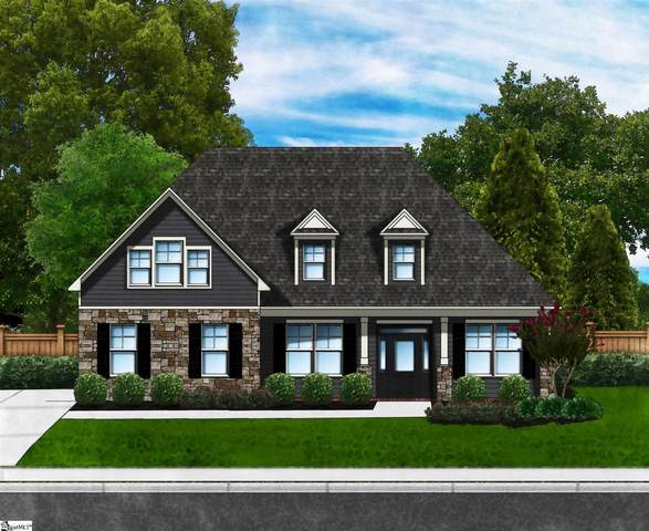 151 Braemar Knoll Drive Lot 9, Greer, SC 29651 (#1440772) :: Coldwell Banker Caine