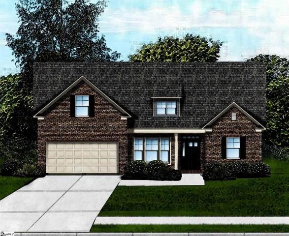 168 Braemar Knoll Drive Lot 15, Greer, SC 29651 (#1440773) :: Hamilton & Co. of Keller Williams Greenville Upstate