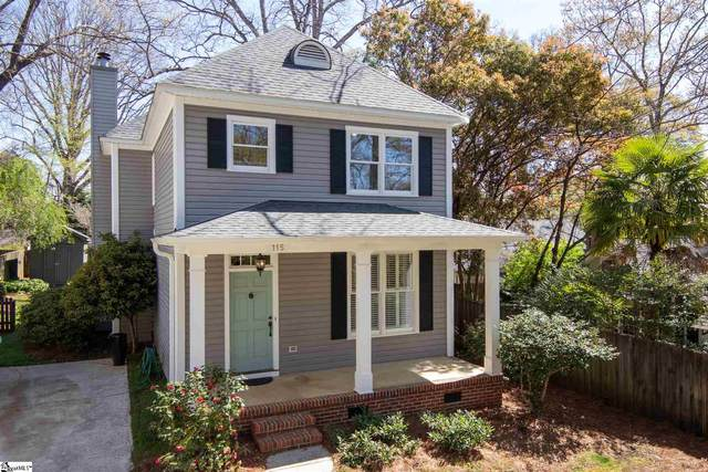 115 Fuller Street, Greenville, SC 29605 (#1441001) :: The Robby Brady Team