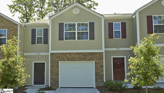 1328 Wunder Way Lot 122, Boiling Springs, SC 29316 (#1441025) :: The Robby Brady Team
