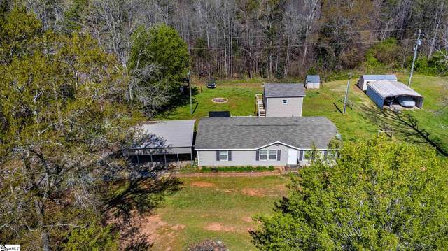 1361 Mount Carmel Road, Gray Court, SC 29645 (#1441209) :: J. Michael Manley Team