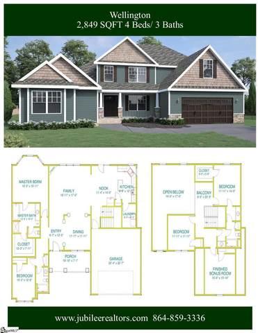 400 Wisteria Court, Williamston, SC 29697 (MLS #1441235) :: Prime Realty