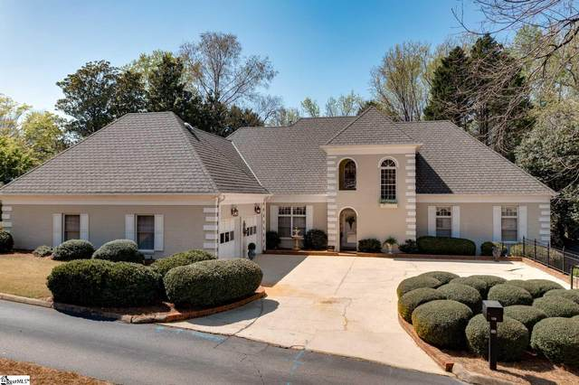 128 Hidden Hills Drive, Greenville, SC 29605 (#1441350) :: Dabney & Partners