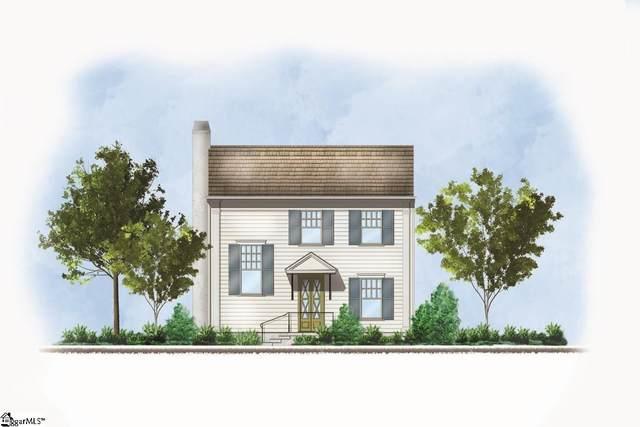 105 Bowman Road, Greenville, SC 29615 (#1441599) :: Hamilton & Co. of Keller Williams Greenville Upstate