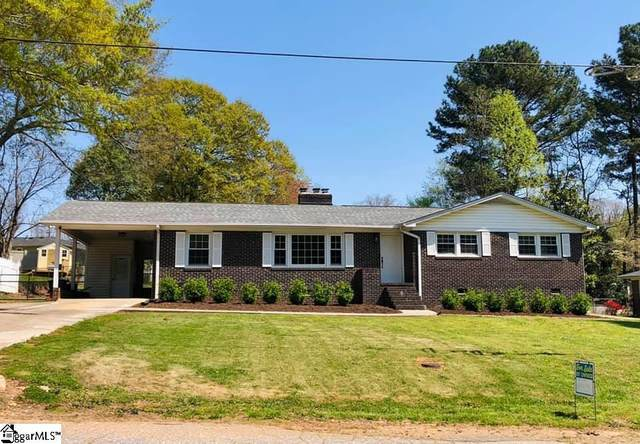 2 Mimosa Drive, Greenville, SC 29615 (#1441617) :: The Toates Team