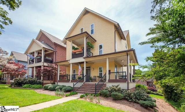 204 E Park Avenue Unit 403, Greenville, SC 29601 (#1441766) :: Modern