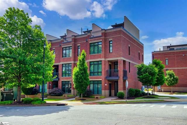 1027 S Main Street Unit 100, Greenville, SC 29601 (#1442850) :: The Haro Group of Keller Williams