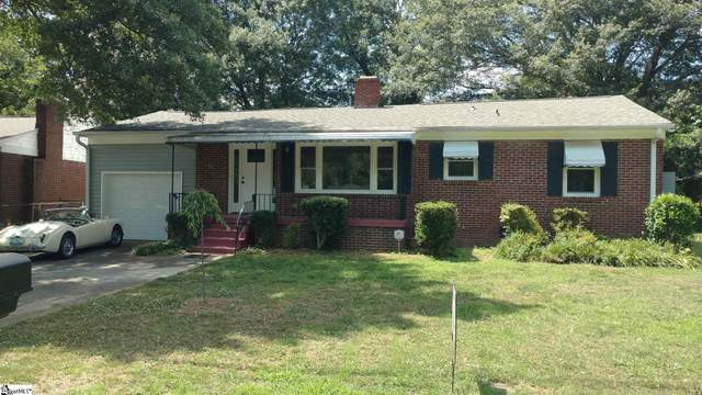 4 Maudie Street, Greenville, SC 29605 (#1443390) :: Realty ONE Group Freedom
