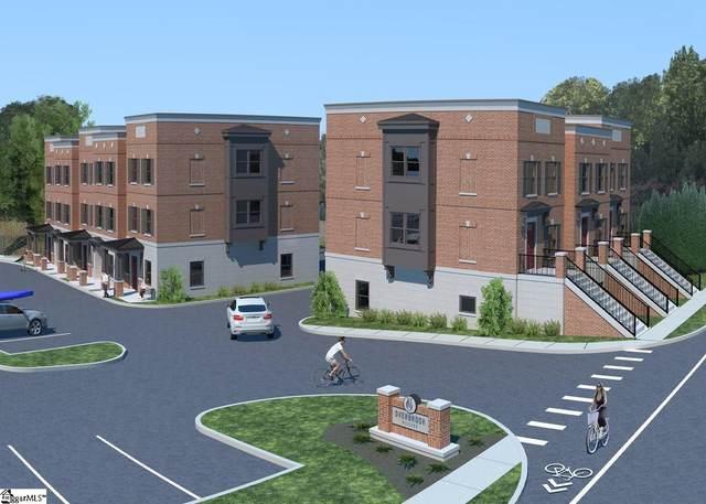 1503 E North Street #2100, Greenville, SC 29607 (#1443534) :: Parker Group