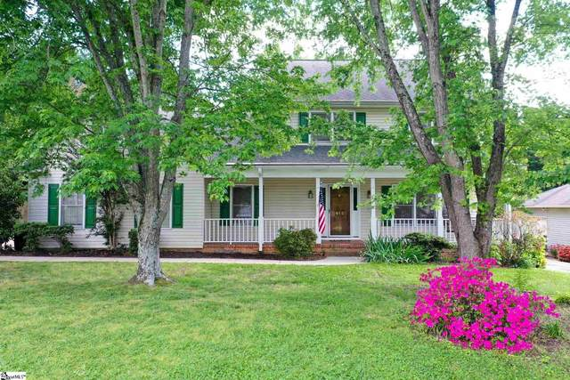 412 Hedgerow Drive, Greenville, SC 29607 (#1443680) :: Expert Real Estate Team