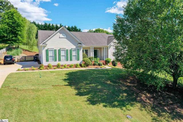 117 Hornbuckle Drive, Easley, SC 29642 (#1444077) :: J. Michael Manley Team